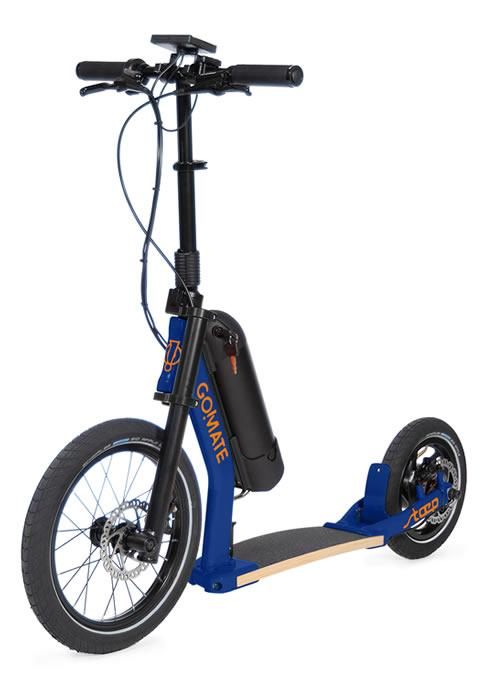 E-Scooter GO!MATE stæp ER1 mit Strassenzulassung