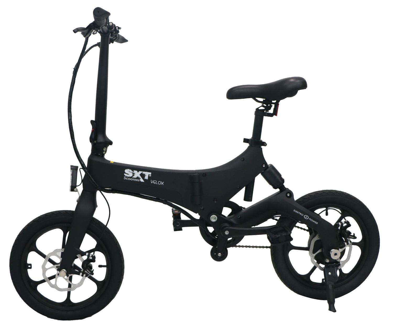 E-Bike SXT Velox, faltbares Pedelec mit Magnesiumrahmen