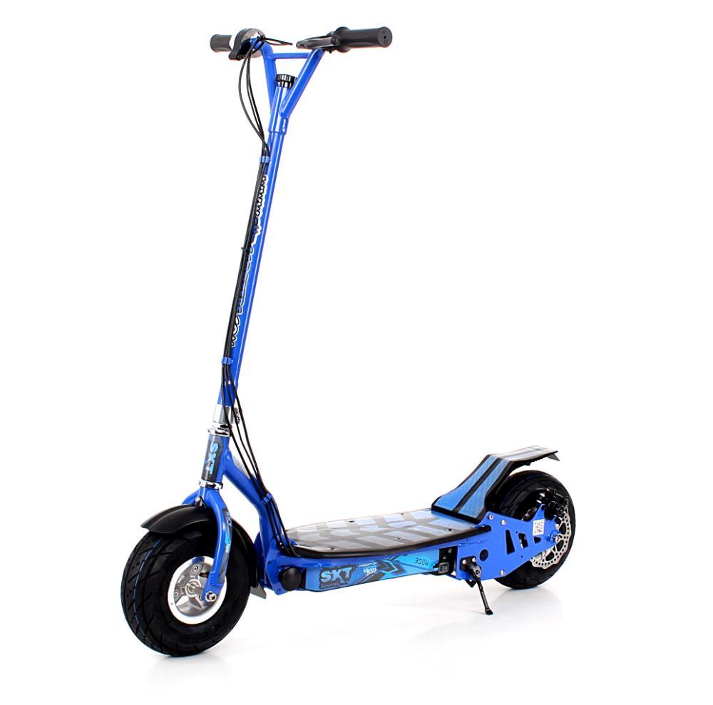 E-Scooter SXT 300 mit Lithium-Akku ohne Zulassung