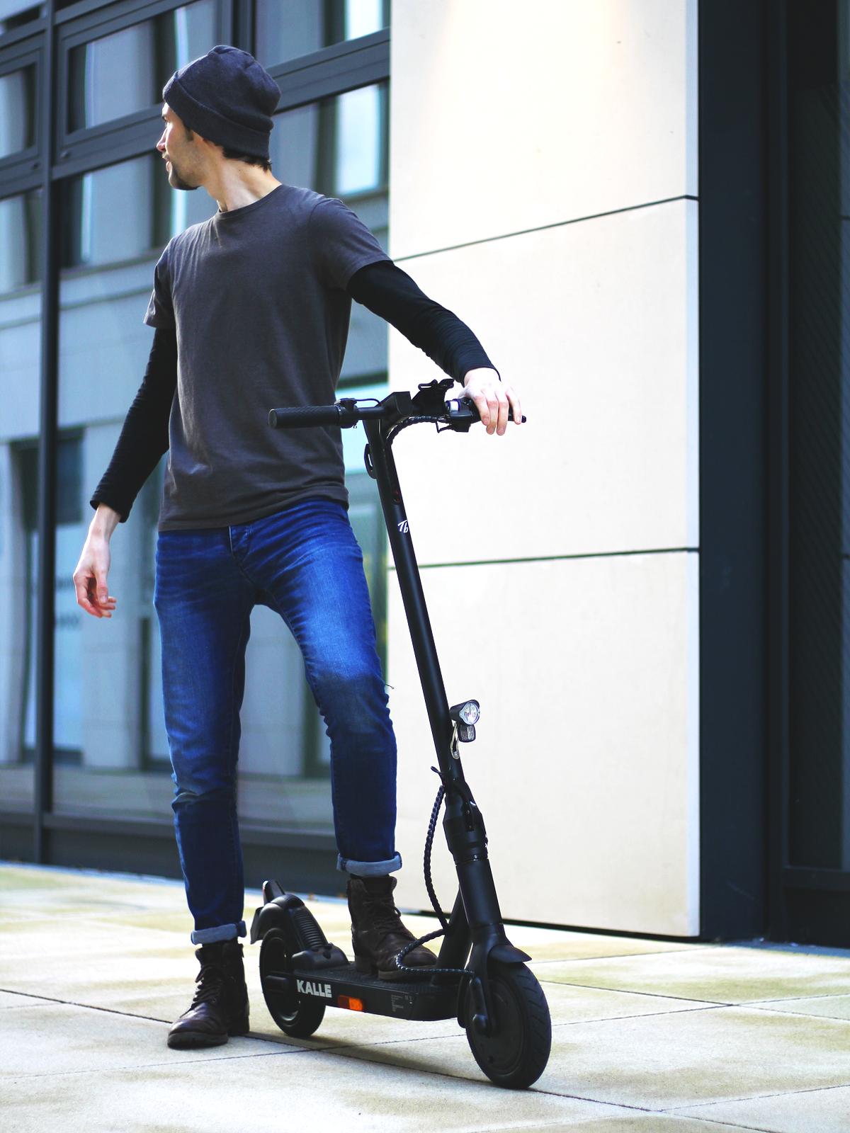 Kalle City 2.1 E-Scooter mit Zulassung nach eKFV