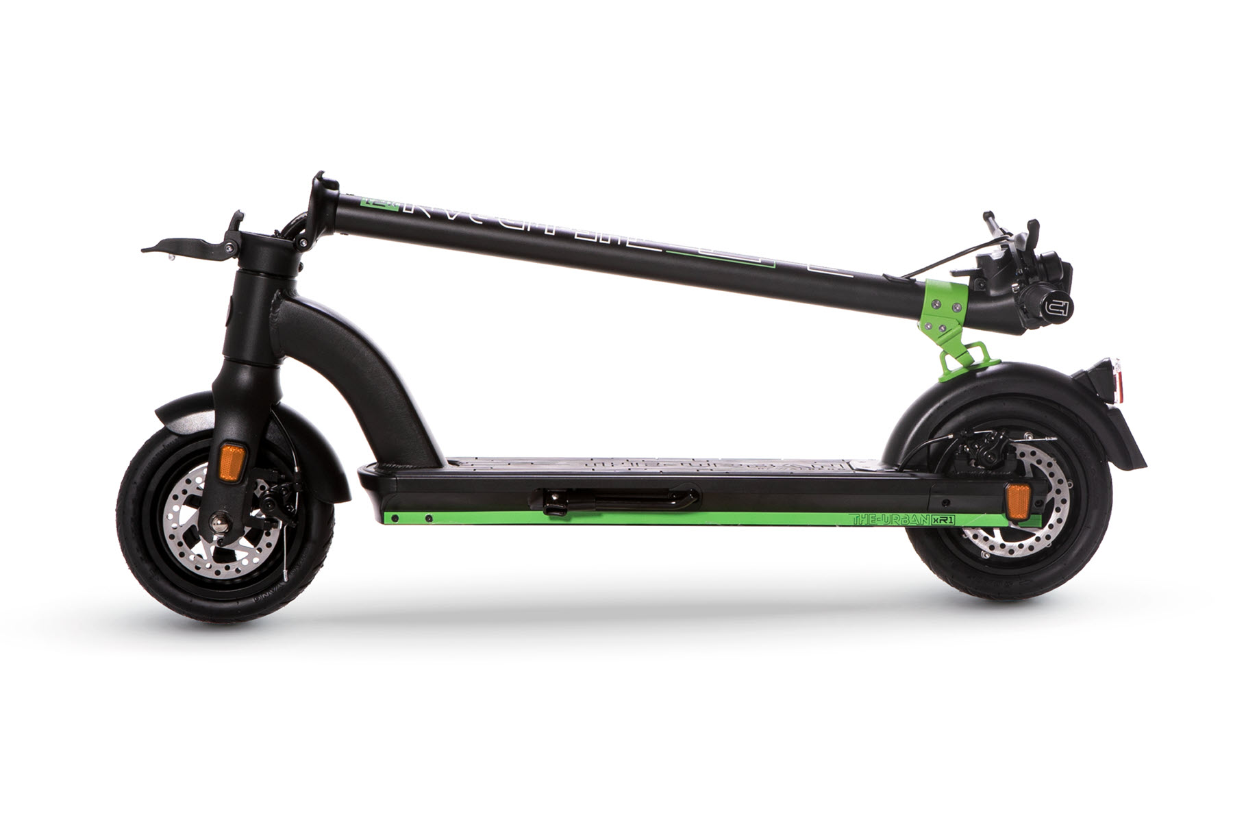 E-Scooter THE-URBAN xR1 mit Straßenzulassung nach eKFV