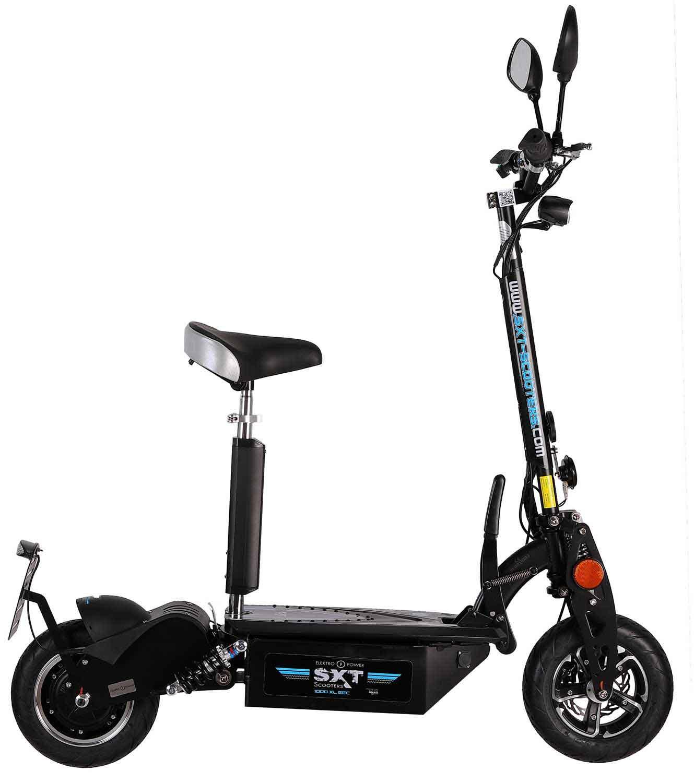 Elektroroller SXT 1000 XL EEC Facelift mit Zulassung