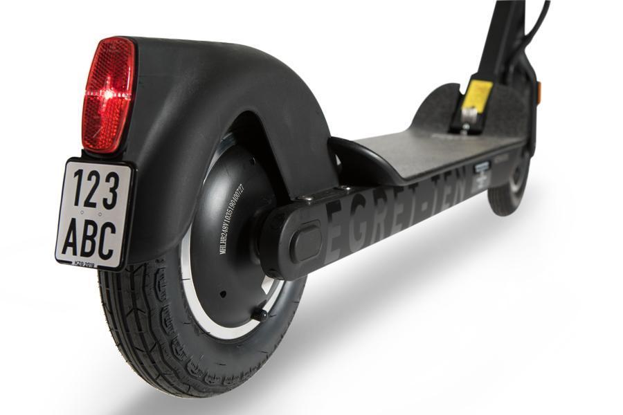 E-Scooter EGRET TEN V4 36V mit Zulassung, aktuellste Version
