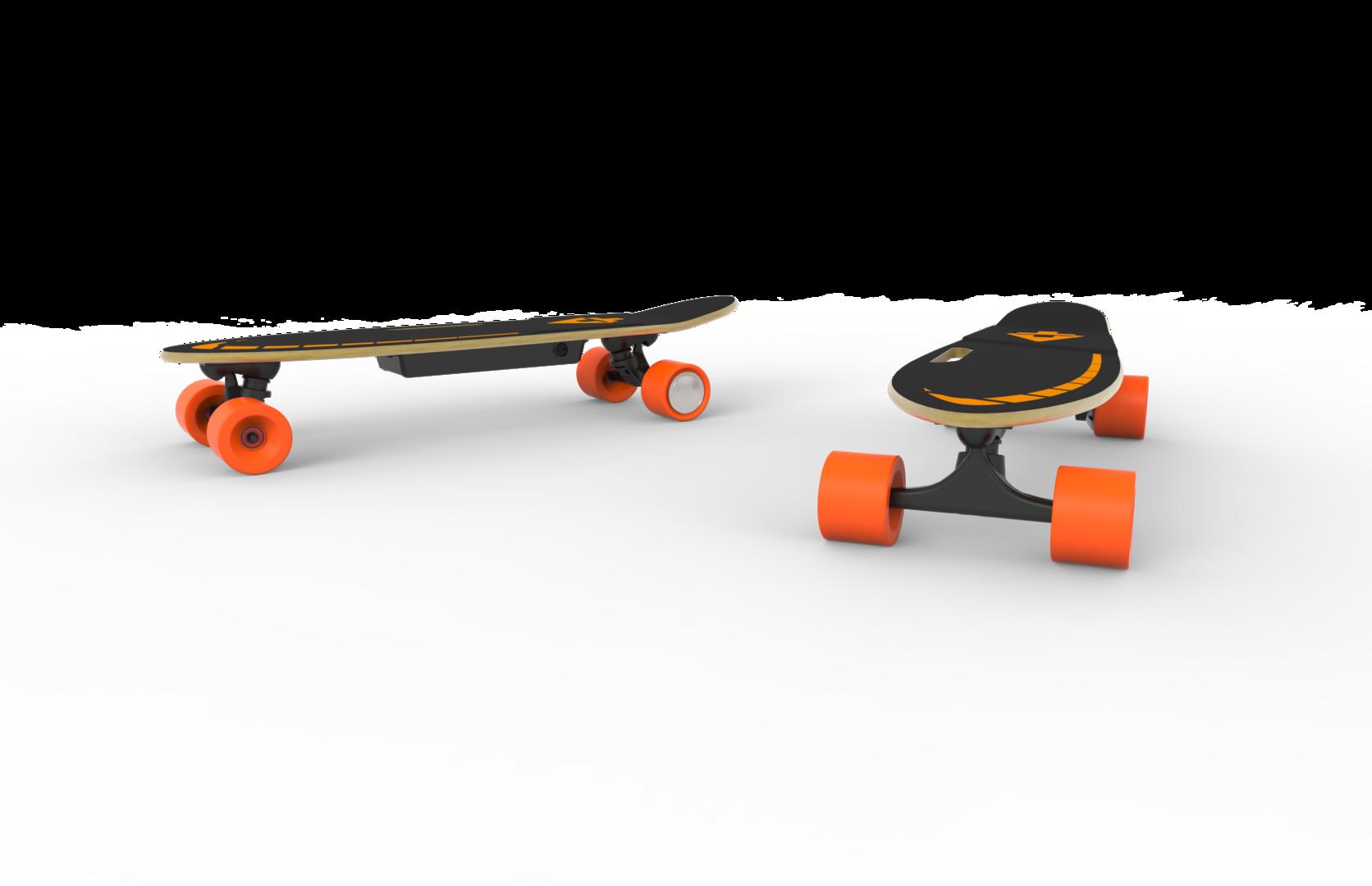 E-Skateboard Kickboard INMOTION K1 ohne Zulassung
