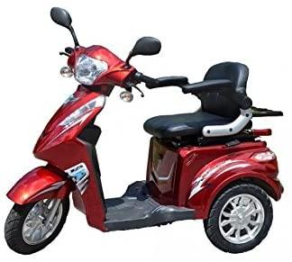 ECO ENGEL 501 Senioren Roller 25 km/h Seniorenmobil