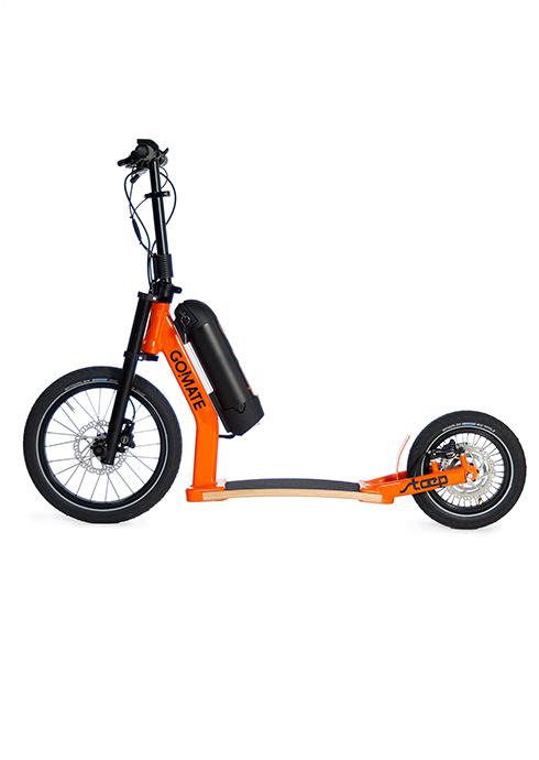 E-Scooter GO!MATE stæp ER1 PLUS mit Strassenzulassung
