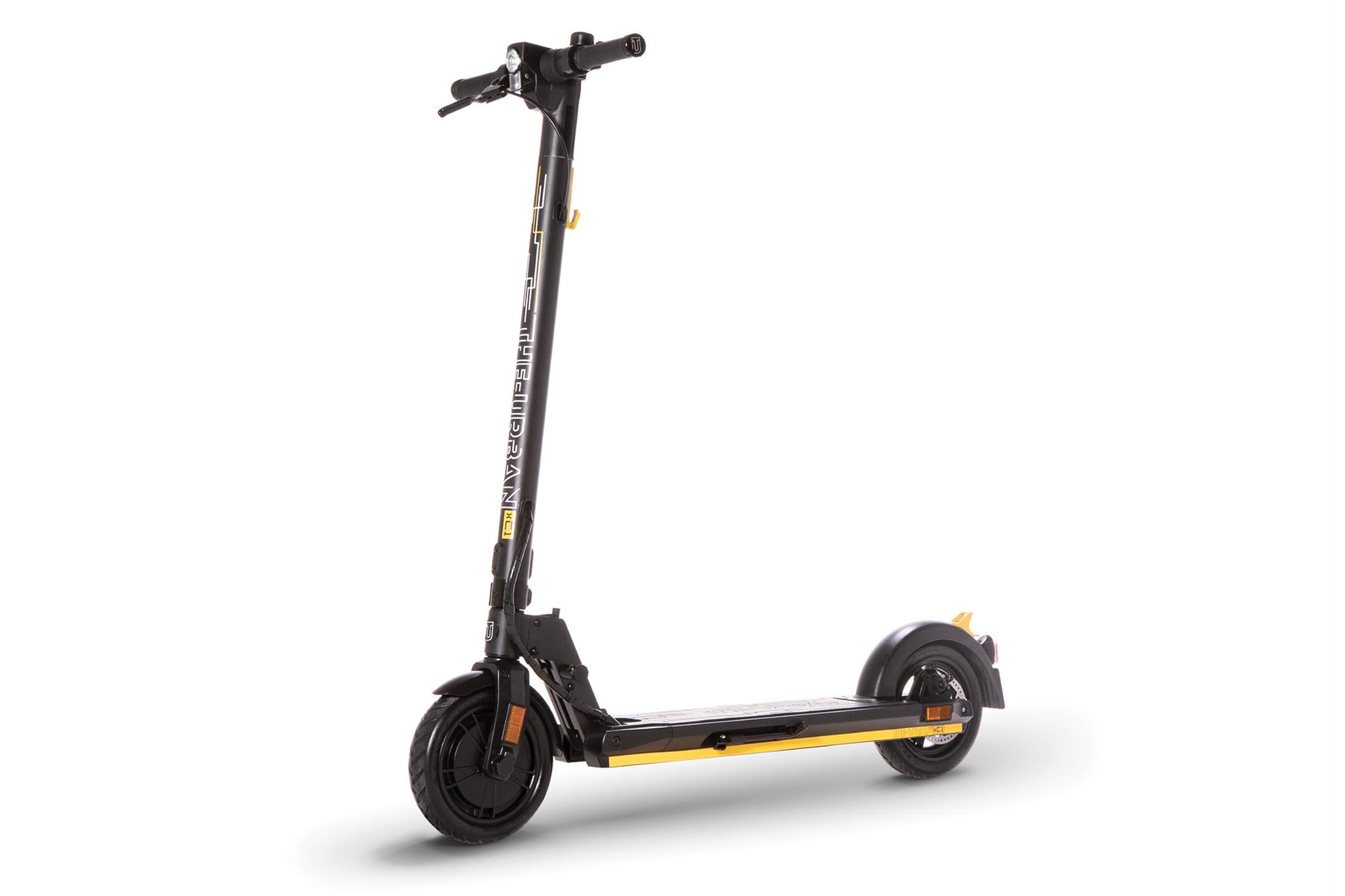 E-Scooter THE-URBAN xC1 mit Straßenzulassung nach eKFV