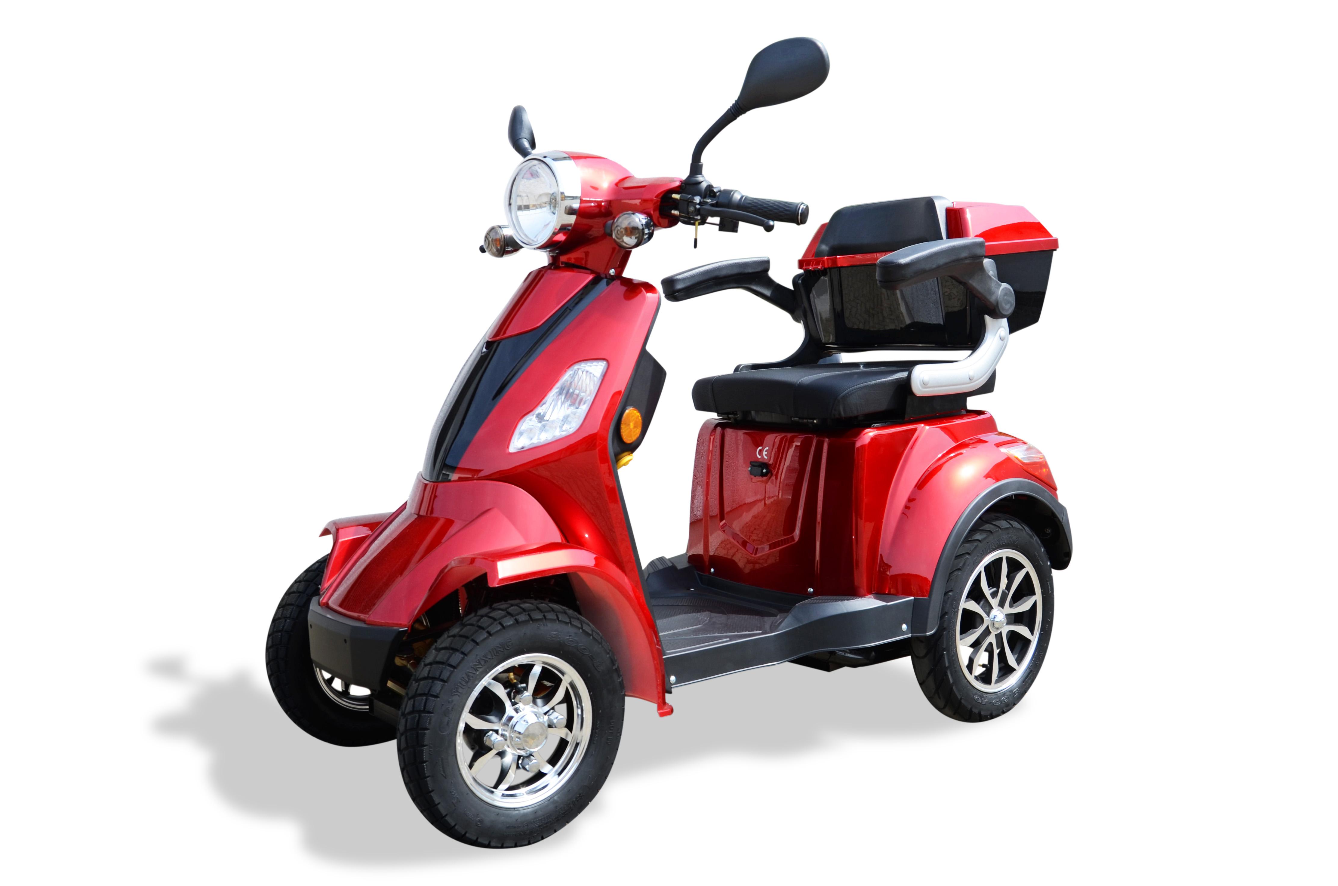 ECO ENGEL 510 E-Scooter 4 Räder 25 km/h Seniorenmobil ohne Dach