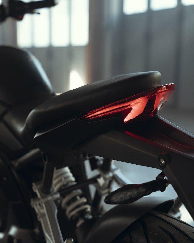 SUPER SOCO TSX - Rot/Matt - mit Straßenzulassung