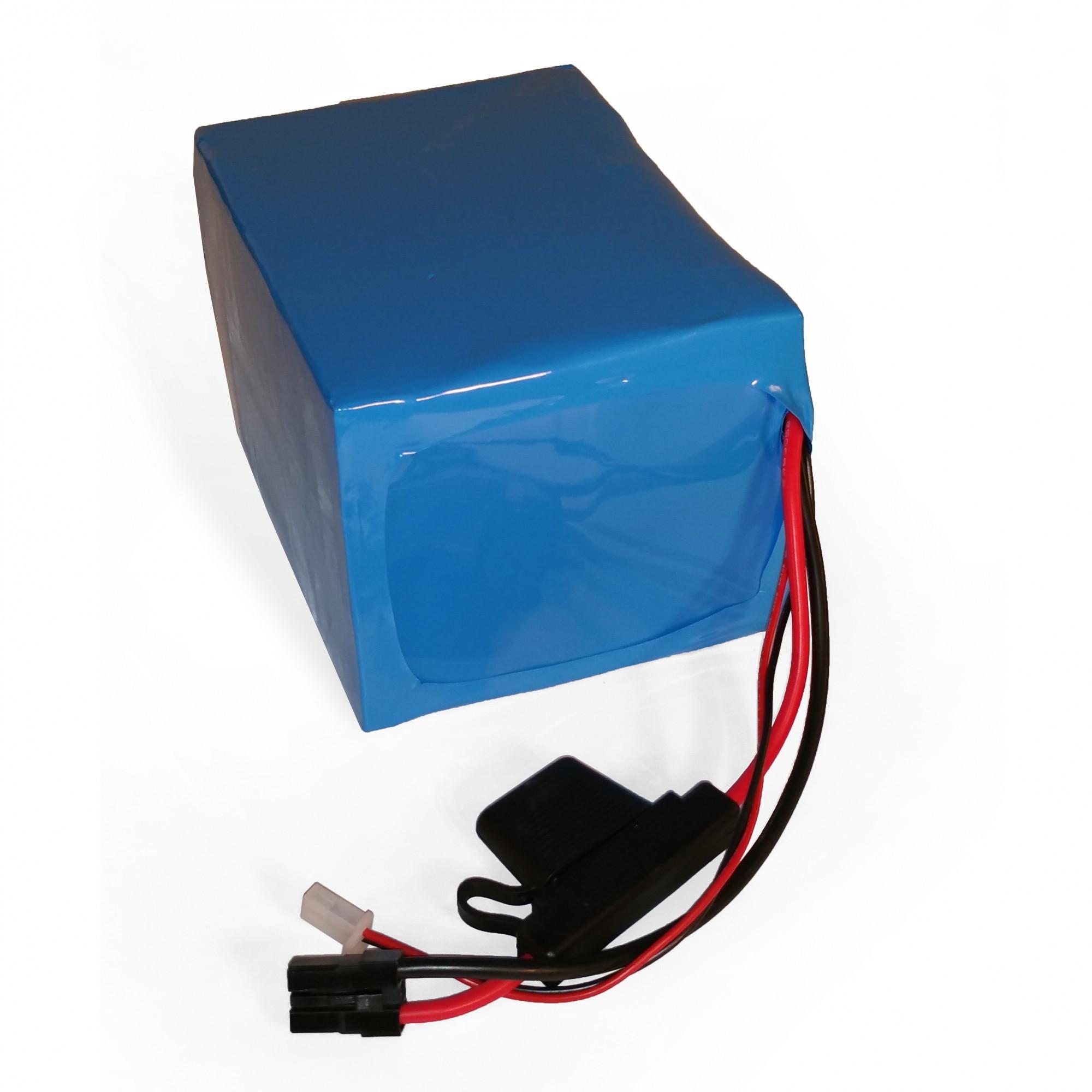 Lithium-Pack 48V 40AH für Revoluzzer 3.0