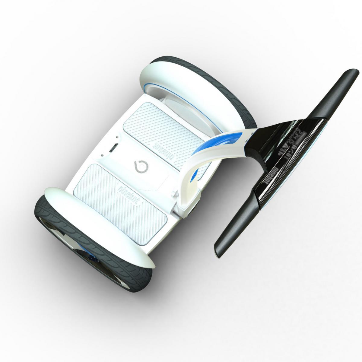 Ninebot Elite E+ mit Strassenzualssung mehr Reichweite inkl. TÜV-Paket Vroführmodell