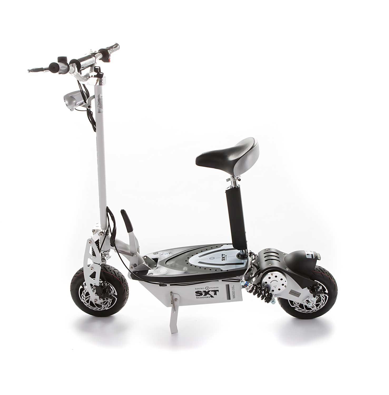 E-Scooter SXT 1600 XL ohne Zulassung