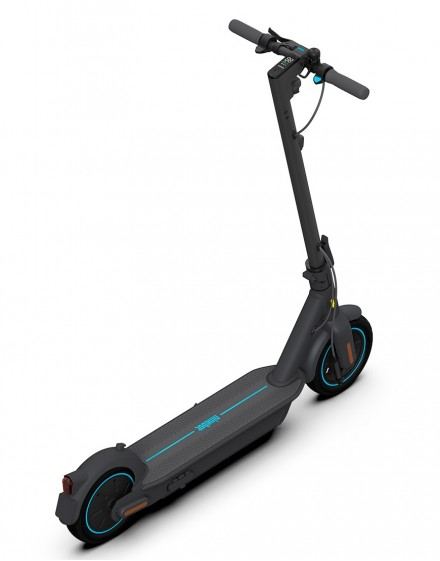 E-Scooter Ninebot Max G30D II mit Strassenzulassung