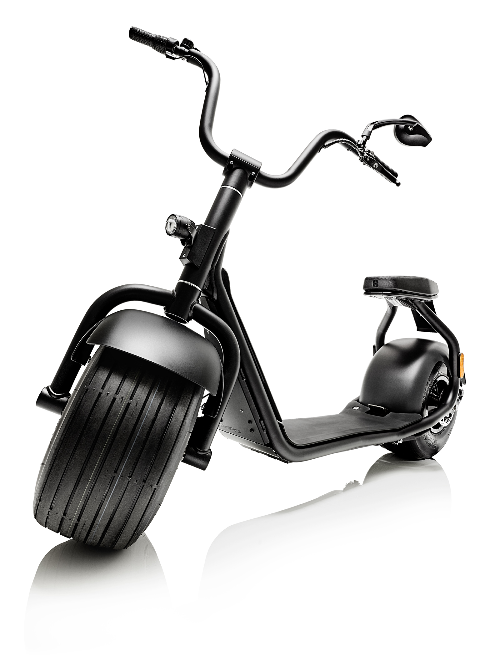 SCROOSER 1.1 E-Scooter mit Strassenzulassung, (20Ah, 500Watt)