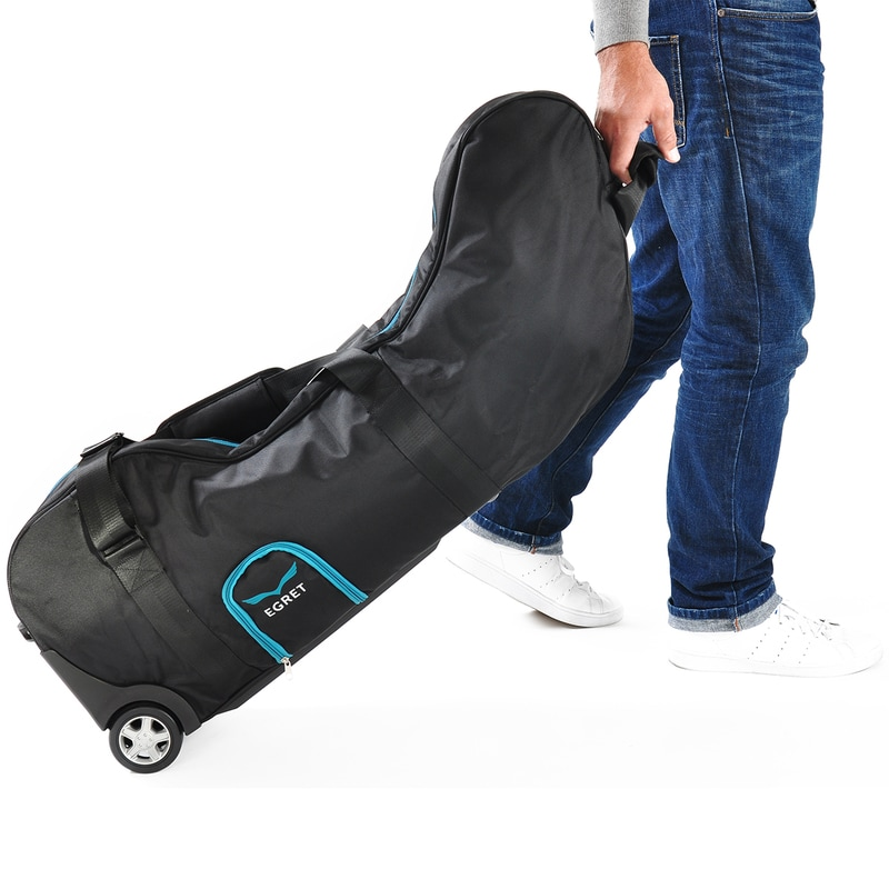 Egret One Transporttasche mit Tragegurt und Rollen
