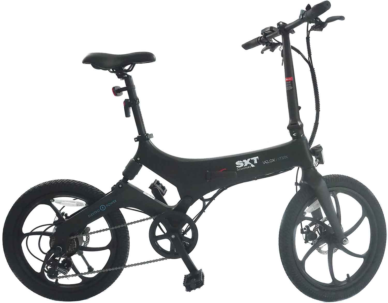E-Bike SXT Velox MAX - mit Straßenzulassung