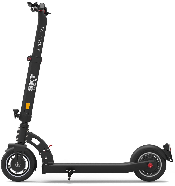 E-Scooter SXT Buddy V2 eKFV mit Strassenzulassung