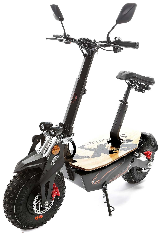 E-Scooter SXT Monster 3000 Watt Version ohne Zulassung