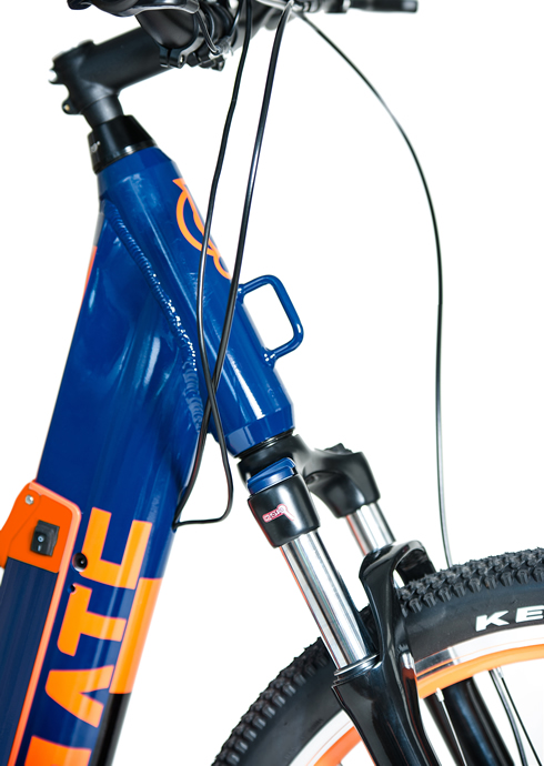 go!kick26 E-Scooter ohne Zulassung (bis zu 25 km/h, 36V, 4Ah)